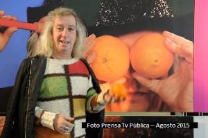 Diego Capusotto (Foto Prensa Tv Pùblica 002)