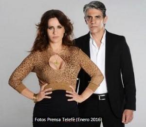La Leona (Foto Prensa Telefè - Abril 2016 A001)