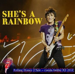 Rolling Stones (cuenta twitter RS 2016 A0001)