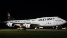 Ed Force One (Iron Maiden Official Website 2016 A000)