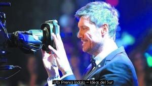 Marcelo Tinelli (Foto Prensa Ideas del Sur A001)