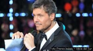 Marcelo Tinelli (Foto Prensa Ideas del Sur A002)