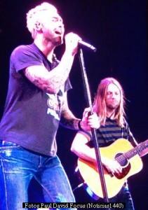 Maroon 5 (foto Paul David Focus - Noticias 1440 A002)