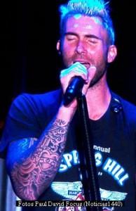 Maroon 5 (foto Paul David Focus - Noticias 1440 A005)
