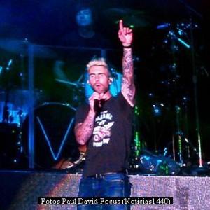 Maroon 5 (foto Paul David Focus - Noticias 1440 A006)
