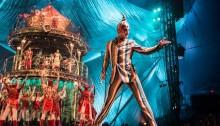 Cirque Du Soleil (Kooza - Agencia Punto Tiff A 000)