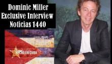 Dominic Miller (Foto Paul David Focus - Noticias1440 A000)