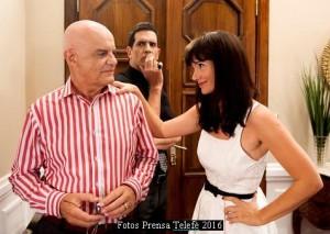 Griselda Siciliani (Fotos Prensa Telefè A009)