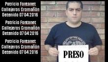 Patricio Fontanet (Grupo Don Osvaldo 2016 PORTADA AA001)
