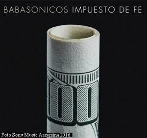 Babasonicos Billete Tapa