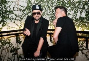 Fly Project of Roton Music (Foto Agustìn Dusserre - Warner Music A002)