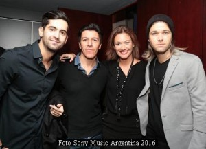 Fotos UpFront (Sony Music 2016 A002)