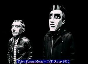 Los Fabulosos Cadillacs (Pop Art Music - TyT Group A001)