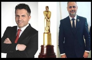 Los debuts y eventos televisivos (Prensa El Trece y Amèrica TV)
