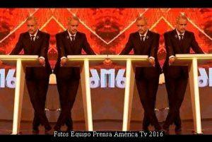 Gran Hermano 2016 (Foto Prensa Amèrica - A001)