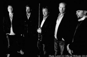 Level 42 (Photo Official Website 2016 A003)