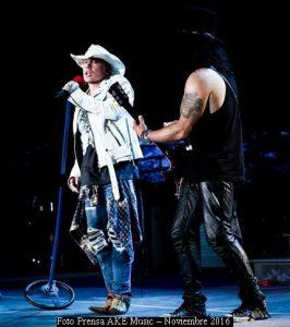 Guns And Roses (Foto Prensa AKE Music 04 y 05 - Nov 2016 A003)