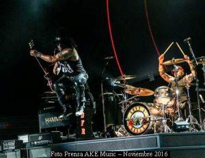 Guns And Roses (Foto Prensa AKE Music 04 y 05 - Nov 2016 A006)