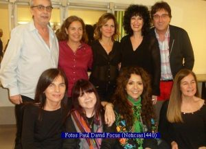 Marcela Morelo And Friends (Foto Paul David Focus A002)