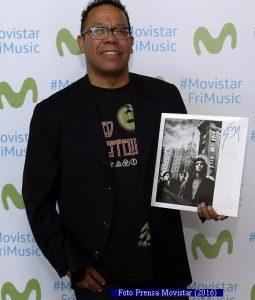 Carlos Alomar (Foto Prensa Movistar - 12 11 16 A005)