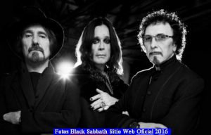 Black Sabbath en Argentina (Black Sabbath Sitio Web Oficial - A002)