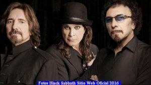 Black Sabbath en Argentina (Black Sabbath Sitio Web Oficial - A003)