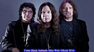 Black Sabbath en Argentina (Black Sabbath Sitio Web Oficial - A004)