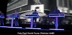 Kraftwerk en Argentina (Foto Paul David Focus AA001)