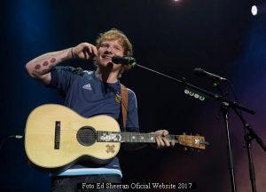 Ed Sheeran (Ed Sheeran Official Web Site 2017 A010)