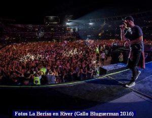 La Beriso en River (Foto Prensa Gallo Bluguerman A003)