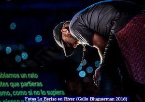 La Beriso en River (Foto Prensa Gallo Bluguerman A005)