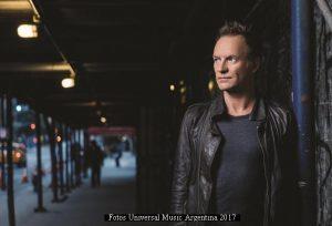 Sting (foto gentileza Universal Music Argentina 2017 A01)