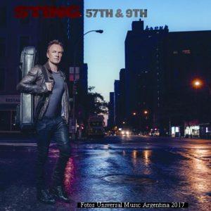 Sting (foto gentileza Universal Music Argentina 2017 A02)