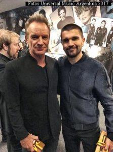 Sting (foto gentileza Universal Music Argentina 2017 A03)