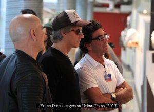 Charly Alberti, Zeta Bosio y Daniel Kon (Foto Prensa Urban Press - a04)