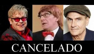 Cancelaciòn Show Elton John en Argentina (Foto Archivo - 9 Abril 2017)