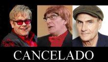 Cancelaciòn Show Elton John en Argentina (Foto Prensa Show 2017 B)