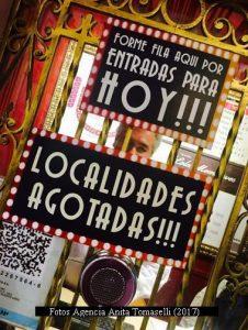 Comedia Musical Sugar (Foto Prensa Agencia Anita Tomaselli 2017 A005)