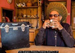Don Letts (foto gentileza Prensa BAFICI 19 - A001)