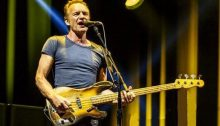 Sting (Hipòdromo de Palermo - Foto DF Entertainment Facebook Oficial 2017 A00)