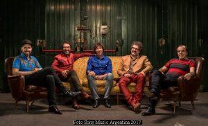 Cuarteto De Nos (Foto 2017 Sony Music Argentina - A001)