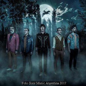 Cuarteto De Nos (Foto 2017 Sony Music Argentina - A002)
