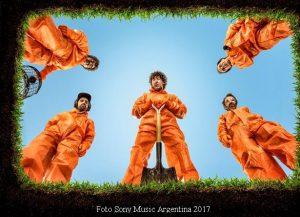 Cuarteto De Nos (Foto 2017 Sony Music Argentina - A006)