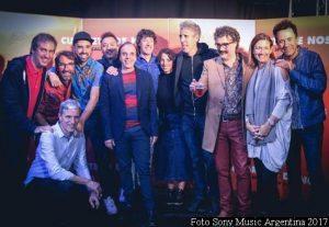Cuarteto De Nos (Foto 2017 Sony Music Argentina - A017)