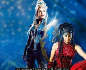 Amaluna - Cirque Du Soleil (Foto Gentileza Agencia Punto Tiff A007)