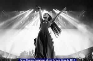 Ariana Grande (Directv Arena - 01 07 2017 - A. Grande Instagram Oficcial Count 2017 A08)
