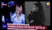 Ariana Grande (Imagen Portada Informe Show Bs As - Captura Imagen Tv)