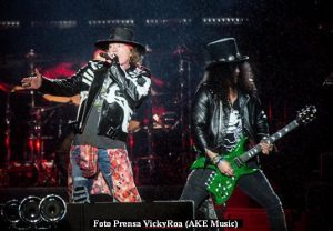 Guns And Roses (La Plata - Dom 01 10 2018 - Foto Vicky Roa - AKE Music A003)