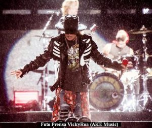 Guns And Roses (La Plata - Dom 01 10 2018 - Foto Vicky Roa - AKE Music A005)