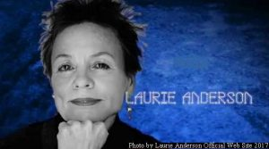 Laurie Anderson (L.Anderson Official Web Site - October 2017 A006)